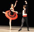 آموزش رقص باله