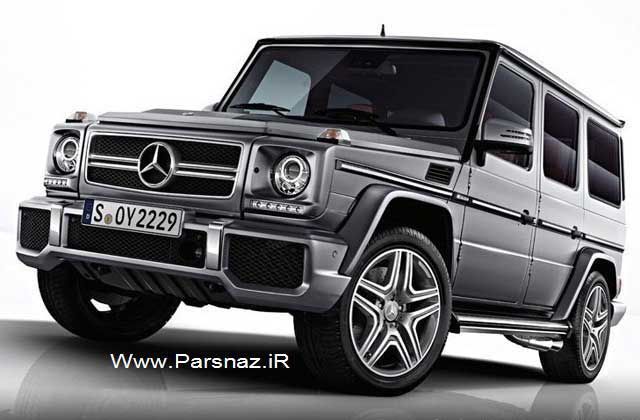 www.parsnaz.ir - گرانترین اتومبیل شاسی بلندهای سال 2012 + عکس