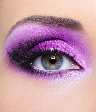 مدل های جدید آرایش چشم 2014